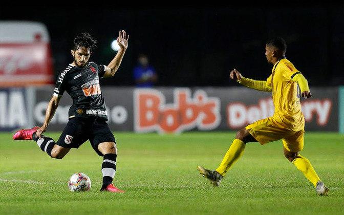 Andrey - Com a chegada de Marcelo Cabo, o volante tem tido boas atuações e arriscado mais chutes de fora da área. Contra o Tombense, foi coroado com um bonito gol de falta.