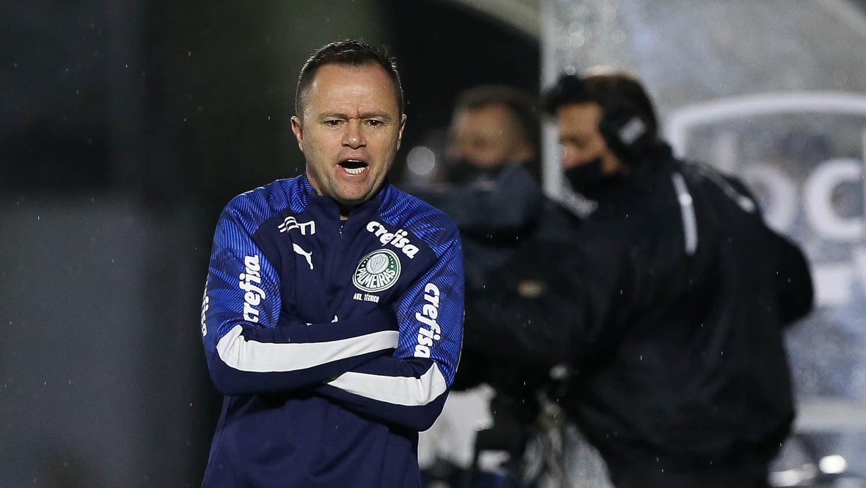 Cebola conseguiu fazer o Palmeiras jogar como a diretoria e a torcida queriam