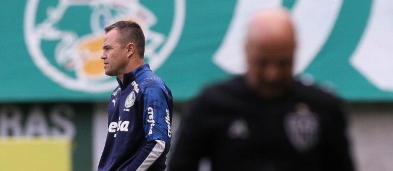 Andrey Lopes voltará a ser auxiliar na comissão técnica do Palmeiras