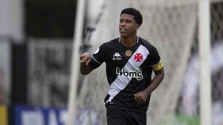 Andrey (Meio-campista) - Volta Redonda x Vasco - Estádio Raulino de Oliveira - Campeonato Carioca - 6 de março de 2021.
