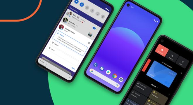 Android 11 está liberado para celulares do Google e para algumas marcas chinesas
