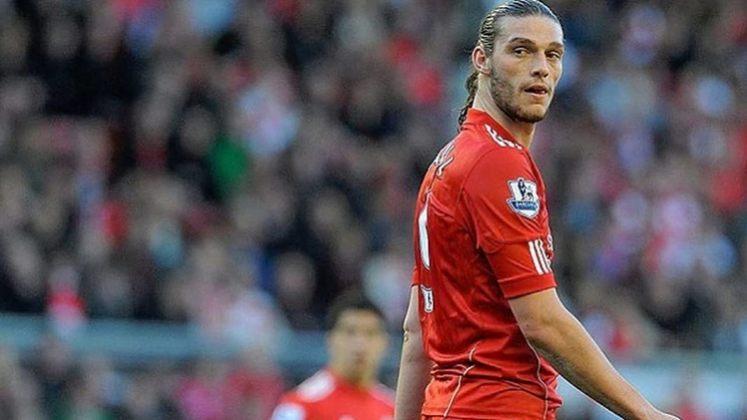 Andy Carroll (32 anos): atacante - Último clube: Newcastle - Valor de mercado: 1,5 milhão de euros.