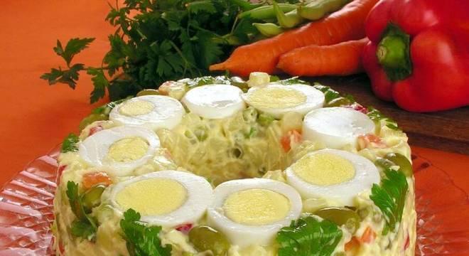 Anel de legumes