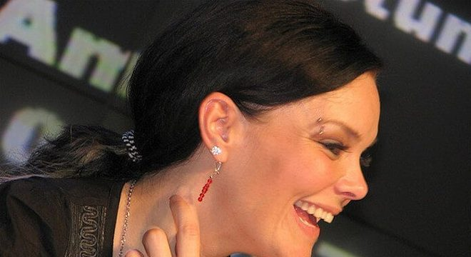 Anette Olzon (ex-Nightwish)
