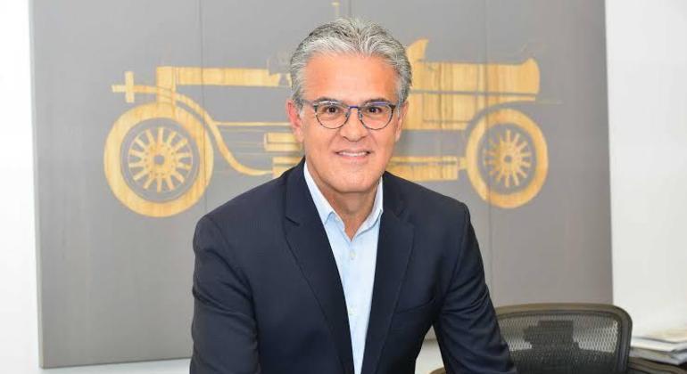 Luiz Carlos Moraes presidente da Anfavea