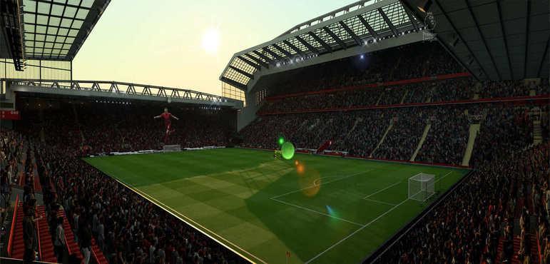Anfield - Inglaterra