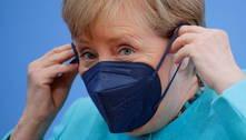 Merkel participa de último comício antes das eleições na Alemanha