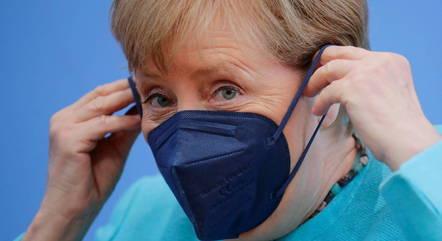 Merkel se manteve afastada da disputa eleitoral