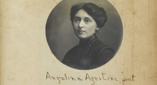 A filha de Abigail de Andrade, Angelina Agostini, também se tornaria pintora
