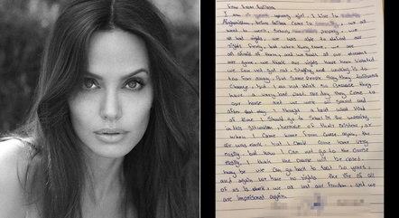 Angelina Jolie usou seu primeiro post no Instagram para falar sobre a situação do Afeganistão