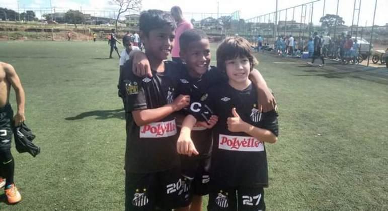 Ângelo, em Brasília. Grêmio, Palmeiras e Atlético Mineiro chegaram atrasados