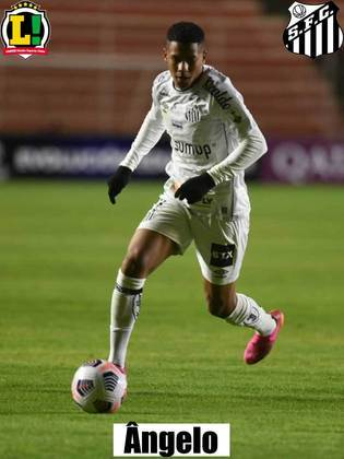 Ângelo – 4,0 – Errou um passe de pelada que resultou no primeiro gol da Juazeirense. O garoto não consegue aproveitar as oportunidades que ganha.