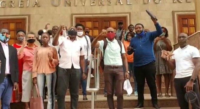 Templos da Universal em Angola foram alvos de invasões