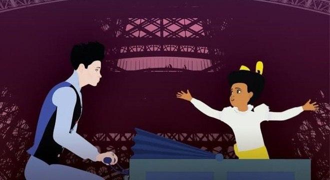 'Dilili em Paris' se passa na Belle Époque
