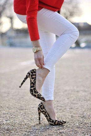 Sapatos de oncinha dão um up emlooks mais básicos