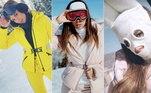Depois de fazer sua performance na virada do ano da Times Square, em Nova York, a cantora Anitta foi para o Colorado, também nos EUA, para curtir uma de suas paixões: o frio. Ao lado de amigas, Anitta tem feito imagens da viagem pelo cenário de inverno. Confira mais nas próximas fotos
