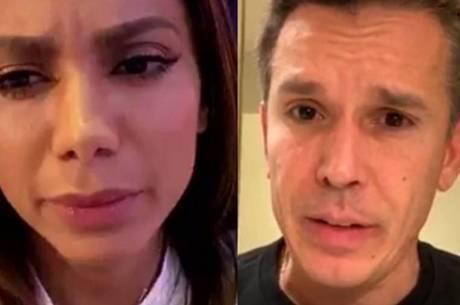 Anitta e Felipe Carreras debatem sobre direitos autorais