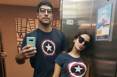 Anitta e Thiago terminaram o relacionamento