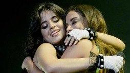 Anitta faz participação em show de Camila Cabello e ganha elogio ()