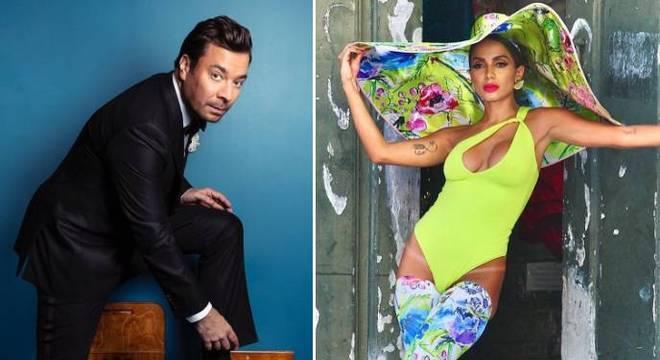 Jimmy Fallon receberá Anitta em seu programa no dia 23 de setembro