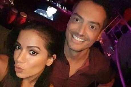 Anitta e Leo Dias: vínculo rompido após áudios