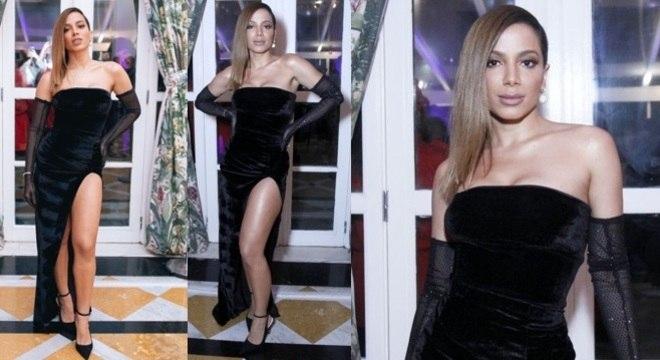 A cantora foi eleita a Mulher do ano de 2019 e caprichou na produção. Ela merece!