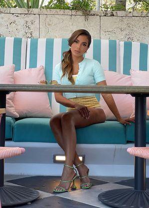 Anitta lança videoclipe de 'Girl From Rio' com exposição de arte de Miami