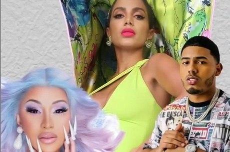 Nova música de Anitta tem Cardi B e Myke Towers