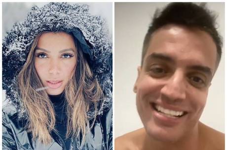 Leo Dias negou que tenha ameaçado Anitta