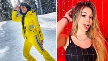 Anitta acredita que Melody pode ser um sucesso sem o pai