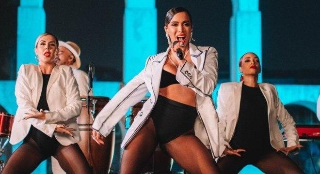 Anitta no Grammy