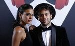 Ainda com Marquezine, Neymar fez festa de gala aos 26 anos. Foi a primeira comemoração em Paris e foi com traje Black Tie. Desta vez, David Lucca foi para a balada!