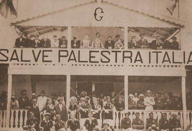 Data de fundação: no dia 26 de agosto de 1914, há exatos 106 anos, nascia o Palestra Itália, representando a colônia ítalo-brasileira no cenário do futebol