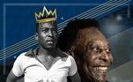 A seleção brasileira lembrou do Rei: 'O Reino do Futebol está em festa com os 80 anos de Sua Majestade. O craque que encantou a todos com a bola nos pés, conquistando a coroa gol a gol, título a título. Seus súditos se unem para desejar de coração: Parabéns, Pelé!'