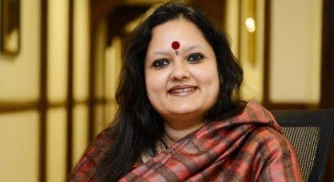 Ankhi Das registrou uma queixa policial envolvendo ameaças