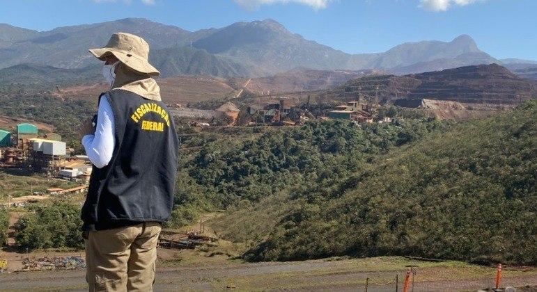 ANM possui sete servidores para fiscalizar todas as mineradoras do país