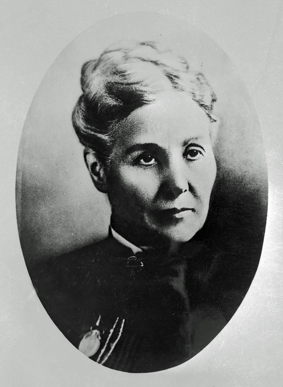 A campanha de Anna Jarvis por um dia especial para celebrar as mães foi algo que ela herdou de sua própria mãe, Ann Reeves Jarvis (foto)
