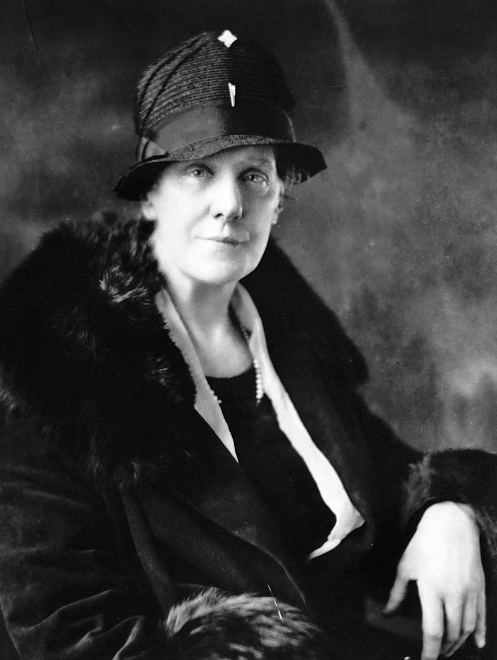 Anna Jarvis (1864-1948)