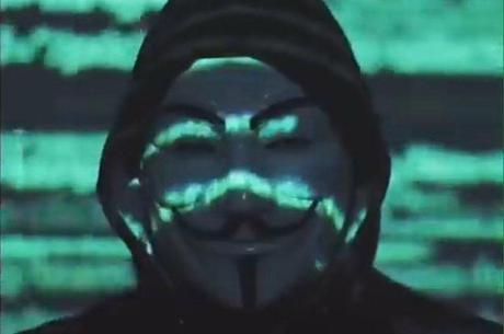 Anonymous ameaçou divulgar crimes da polícia dos EUA