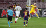 Ansu Fati, Barcelona x Ferencvaros