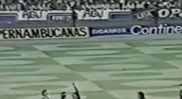 Antes de chegar à final da competição e conquistar o título, o Fla teve um grande desafio: enfrentar o Atlético-MG em um jogo desempate para definir o primeiro colocado na Fase de Grupos. O jogo terminou aos 37 minutos do primeiro tempo, com o placar de 0 a 0, em função da expulsão de diversos jogadores atleticanos, resultando em um 3 a 0 por W.O para o time carioca.