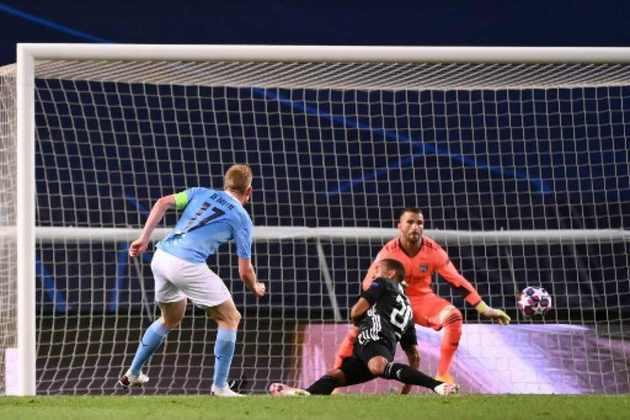 Antes disso já tinha encontrado problemas em agosto, na derrota de 3 a 1 para o Lyon que custou a eliminação na Champions League.