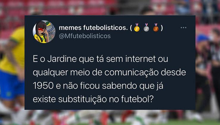 Antes do gol decisivo de Malcom, técnico André Jardine estava sendo muito criticado nas redes sociais