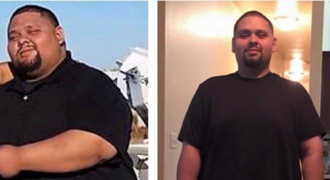 Nas redes sociais, mecânico compartilhou processo de perda de peso