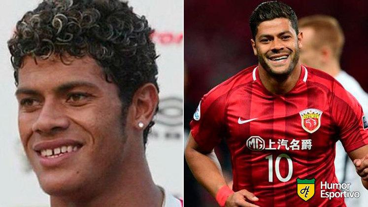 Antes e depois: as mudanças de Hulk