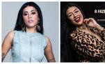 Fernanda MedradoA cantora lançou o primeiro álbum da carreira em 2016. No primeiro semestre de 2021, ela participou da 5ª edição do Power Couple Brasil com o então marido, DJ Claytão. Medrado chegou a ser comparada com MC Mirella pelos internautas depois dos procedimentos que fez no rosto