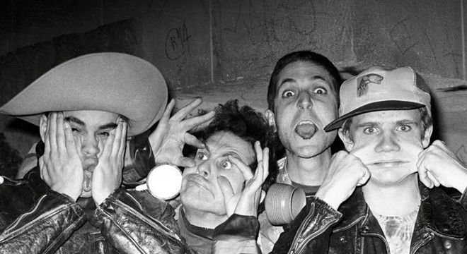Red Hot, : Anthony Kiedis, Flea, Cliff Martinez and Jack Sherman
