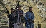 Exemplo de que a região ainda é considerada um reduto seguro na luta contra o Talibã é que dois importantes políticos do governo que perdeu o poder no Afeganistão estão refugiados emPanjshir:o vice-presidente Amrullah Saleh e o ministro da Defesa Bismillah Mohammadi