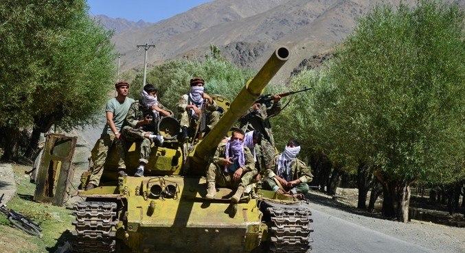 Os Talibãs tomaram o poder em 15 de agosto no Afeganistão