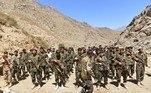 O Talibã assumiu o controle do Afeganistão no dia 15 de agosto, mas um grupo que reside no Vale do Panjshir continua resistindo contra os avanços do grupo terrorista. Trata-se da Frente de Resistência do Afeganistão (FRN)